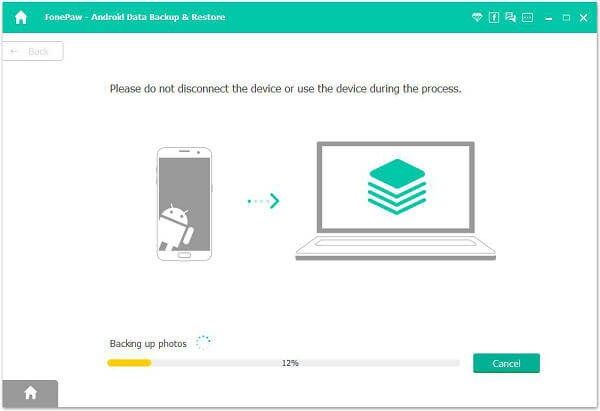 Backing up Your Device