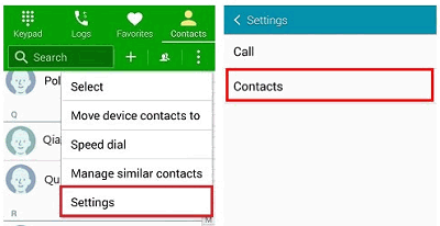 Import Contacts from Gmail to Android Phone