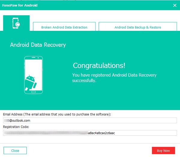 Register Success