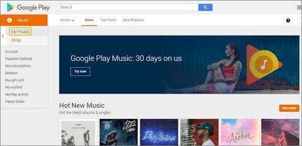 My Music on Google Play