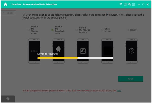 Fix Phone Stuck in Download Mode
