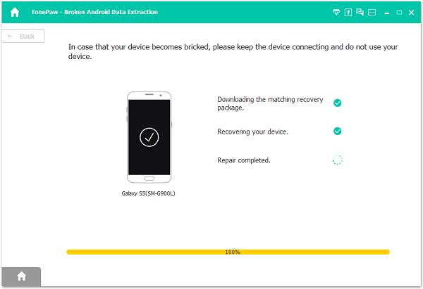 Fix Phone Stuck in Startup Screen