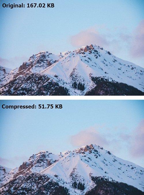 JPEG Compressed