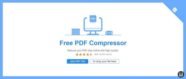FonePaw Free PDF Compressor