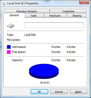 Raw Disk