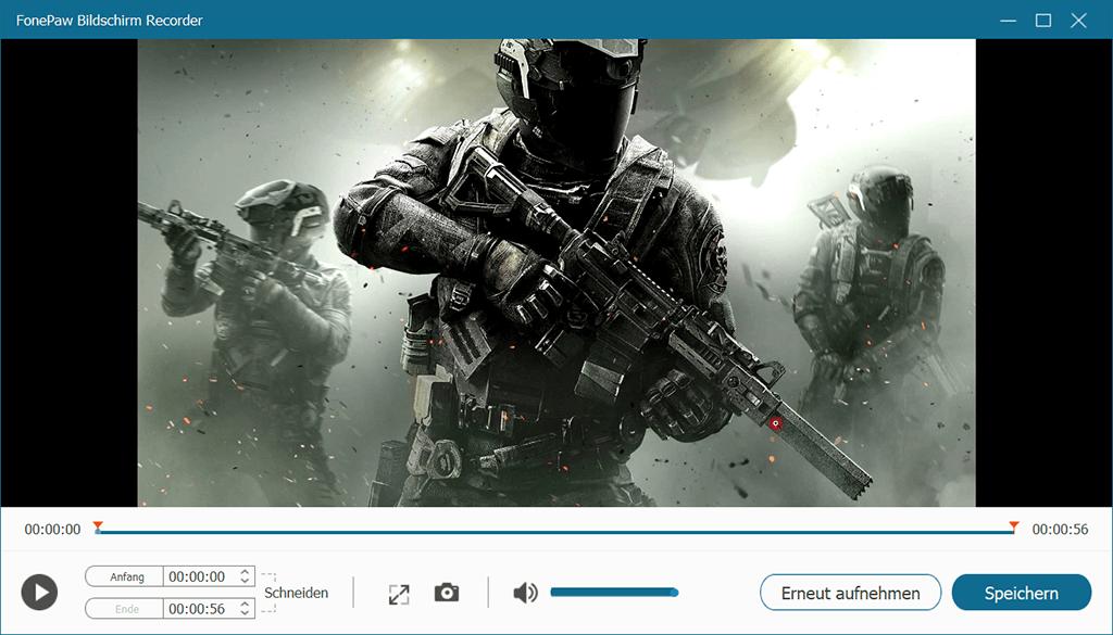 Vorschau vom Steam-Gameplay-Aufnahme