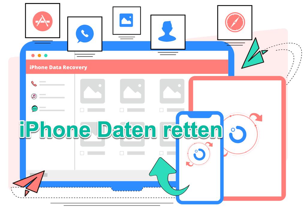 iPhone Daten retten