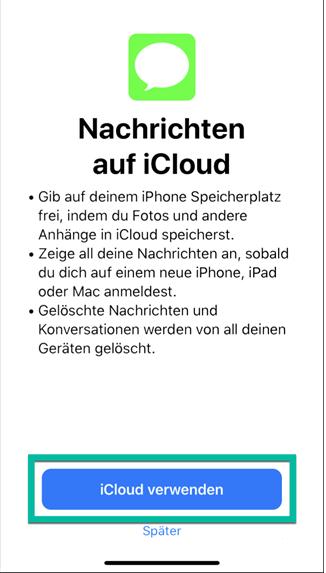 iPhone: Gelöschte iMessage wiederherstellen - So klappts