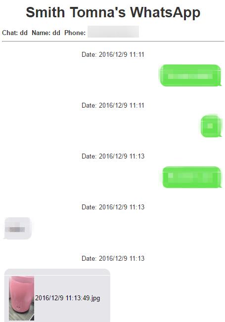 WhatsApp Chats exportieren auf PC