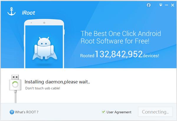 iRoot installieren