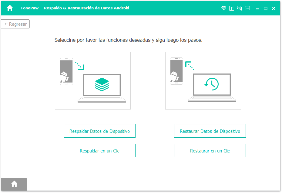 Backup contactos Android