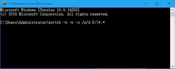 recuperar datos de disco duro externo con comando