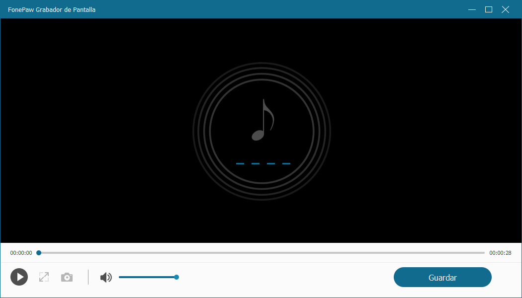 grabar audio en la computadora