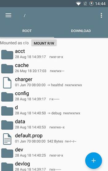récupérer Android sans root