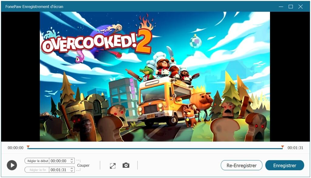 Enregistrer les jeux vidéo en streaming