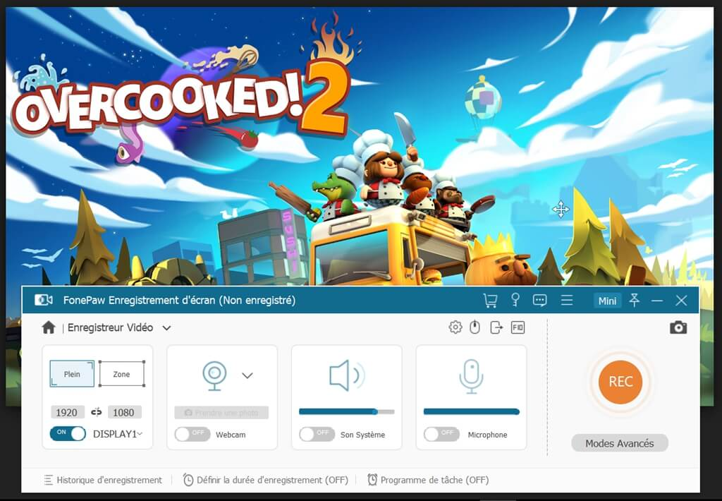 enregistrer vos parties de jeux vidéo en streaming