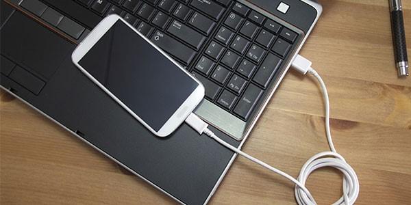 Connecter votre Android au PC via câble USB