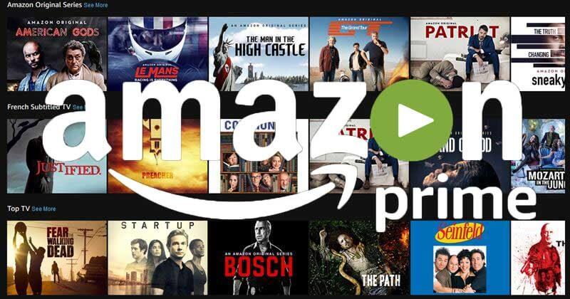 Résoudre les problèmes liés aux vidéos sur Amazon Prime