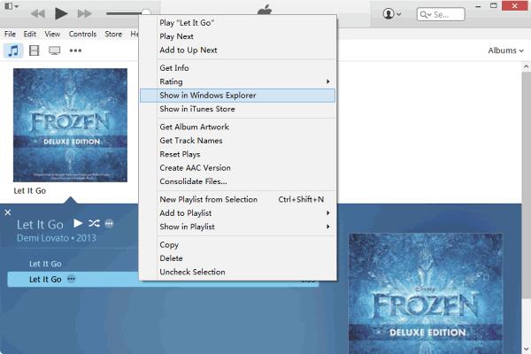 Create Ringtone in iTunes