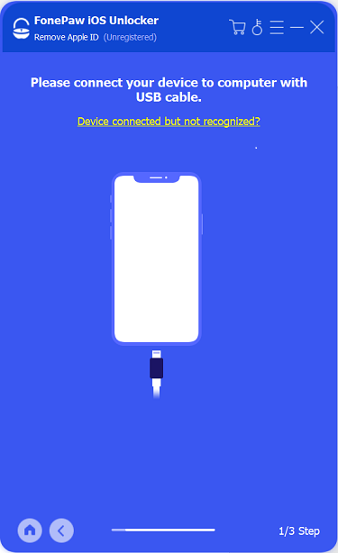 Connect Device to Computer