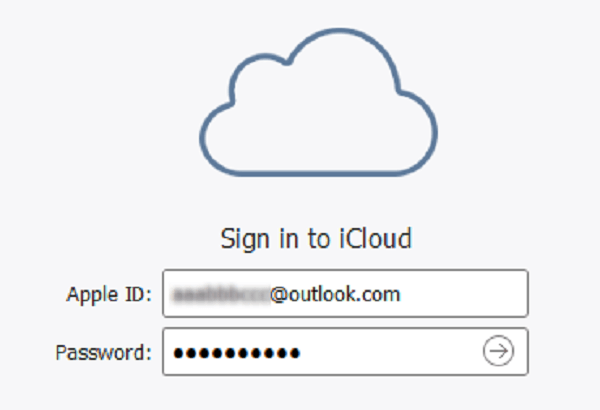 Login Your iCloud with Apple ID