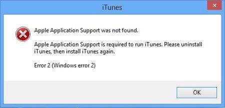 Apple Application Support Windows