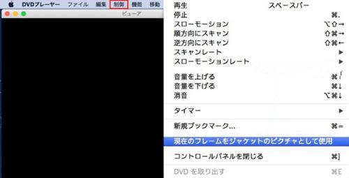 Mac DVD プレイヤー