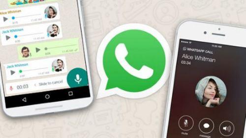 WhatsApp 通話 ScreenMo