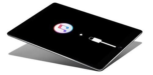iPadをiTunesに接続