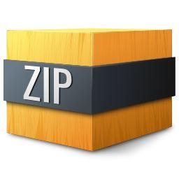 Android ZIP アイコン 管理