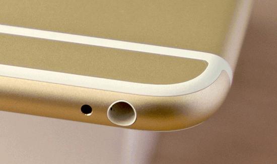 イアフォン挿入口の故障