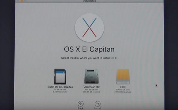 Clean Install OS X