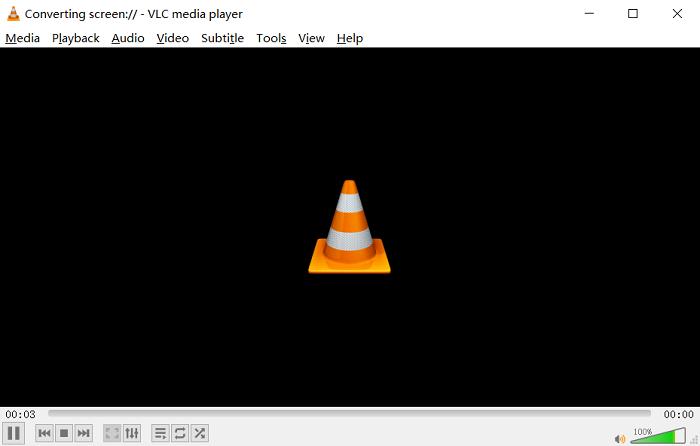 VLC Screen Recorder