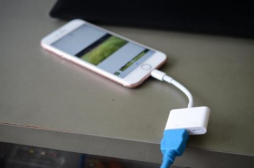 Apple Lightning Digital AV Adapter HDMI Adaptor