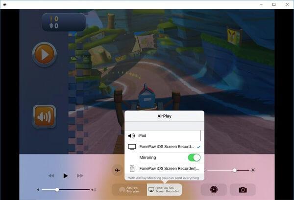 iOS Record Gameplay on iPad