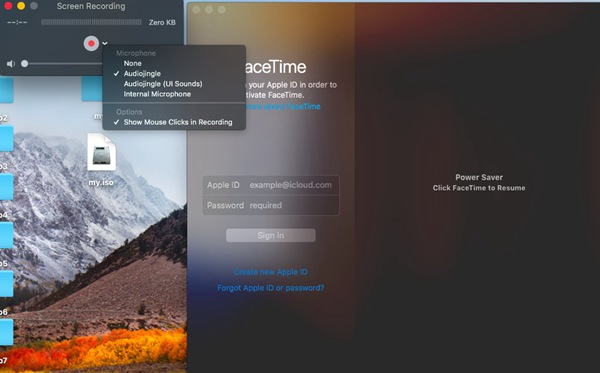 Use QuickTime to Record FaceTime Calls on Mac