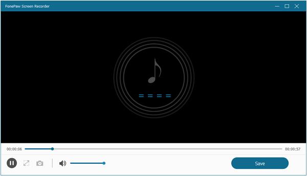 Listen to Recorded Audio