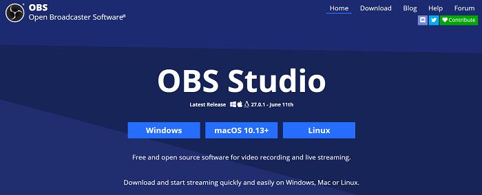 OBS Website