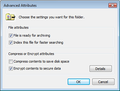 Enable Encrypt Content to Secure Data