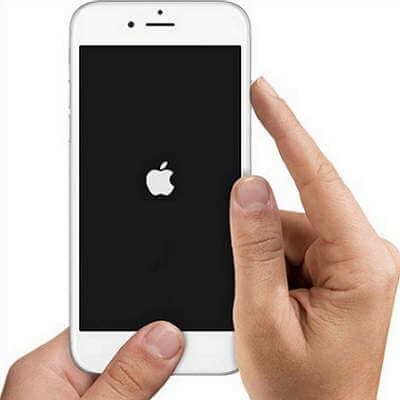iPhone Stuck in Apple Logo