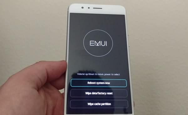 Huawei in Recovery Mode