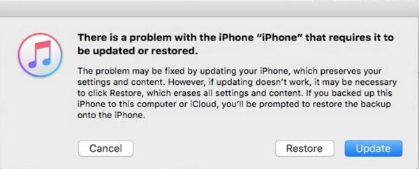 Downgrade to iOS 12