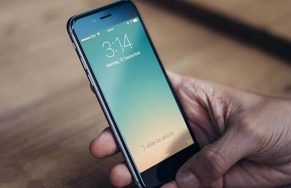 Slide to Unlock iPhone