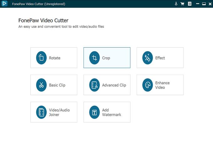Interfaz de Video Cutter