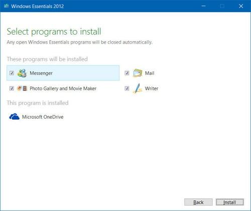 Microsoft Essentials 2012